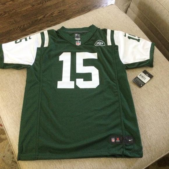 NY Jets Brandon Marshall jersey